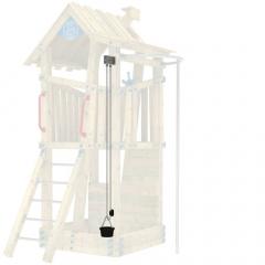 Wiaderko Powerlift na publiczne place zabaw