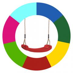 Zmiana koloru siedzisk do huśtawki  621091_k