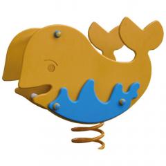 Bujak sprężynowy Wieloryb