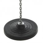 Huśtawka gumowa (do użytku publicznego)